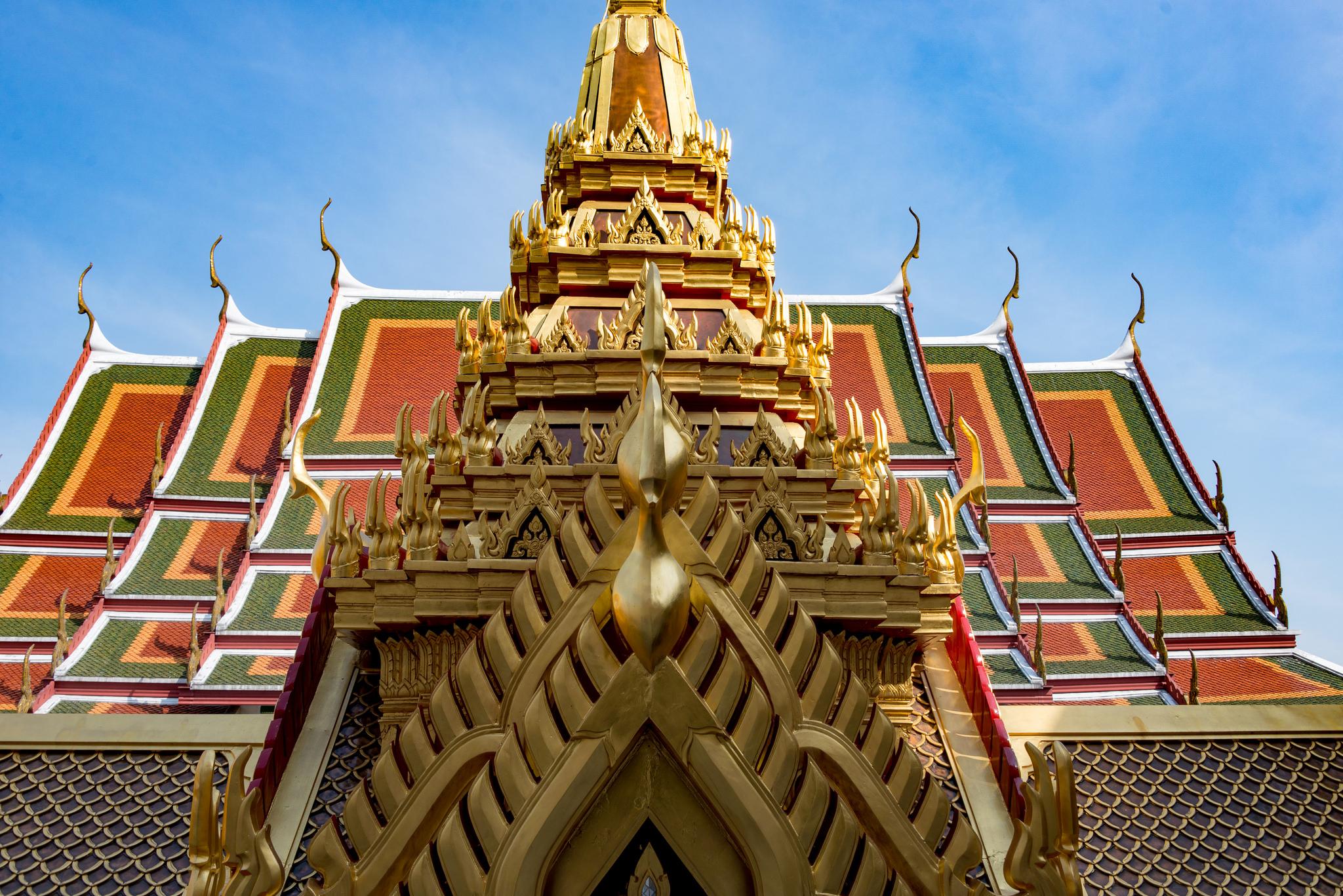 Kongelige Slott Bangkok - Foto fra Flickr Creative Commons lisens