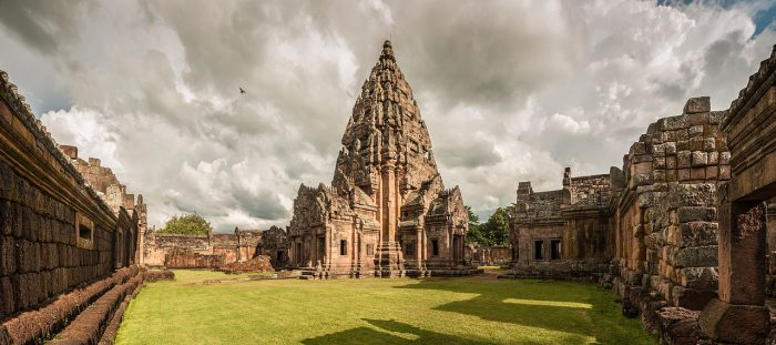 Phanom Rung Wikimedia Commons