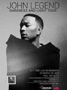 John LegendLive in Bangkok @ BITEC | Krung Thep Maha Nakhon | Thailand