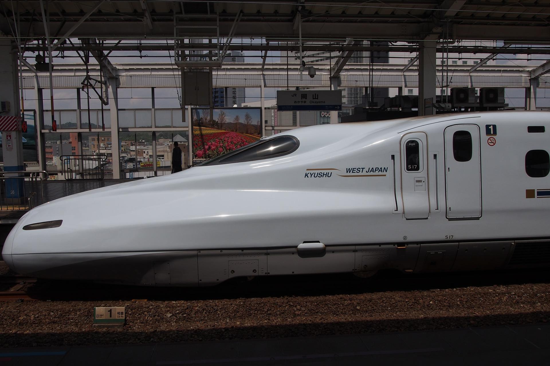 shinkansen-468035_1920