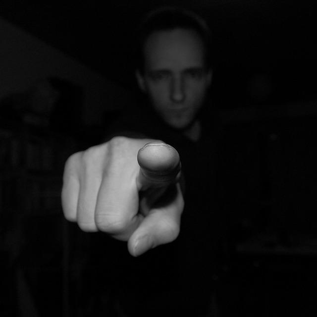 Pekefinger