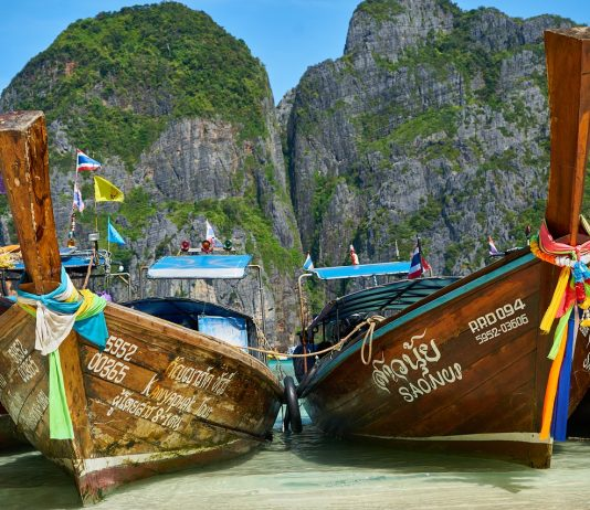Maya Bay, Koh Phi Phi Ley