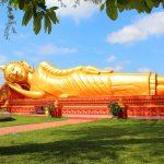 Liggende Buddha - Laos